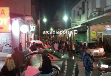 Δολοφονία επιχειρηματία στην Τρίπολη