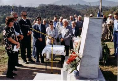 Εκδήλωση μνήμης για τους 14 εκτελεσθέντες πατριώτες το 1943, στη θέση «Καταραχούλια»