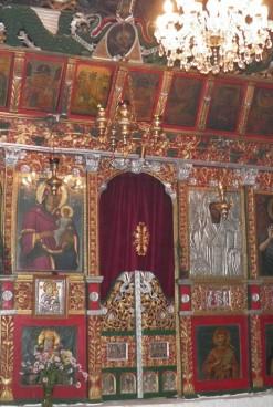 Το τάμα του Έθνους στη Μεγαλοπολίτιδα. Η ιστορία της Αγίας Μονής Μερζέ και η αρχιτεκτονική της εξέλιξη στο πέρασμα των αιώνων.