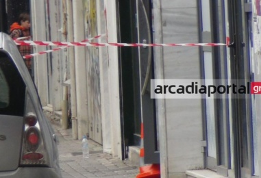 Η επίσημη ανακοίνωση της αστυνομίας για την ανθρωποκτονία στην Τρίπολη