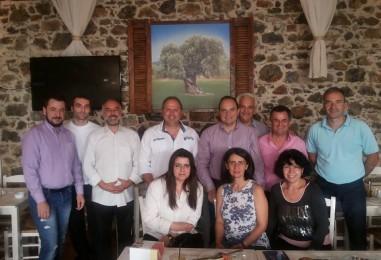 Η 9η συνεδρίαση της Περιφερειακής Ένωσης Τριτέκνων Πελοποννήσου