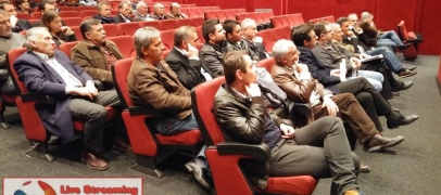 Μεγάλη επιτυχία είχε η ημερίδα ¨Συνεργασίες για την ανάπτυξη του δήμου Μεγαλόπολης¨