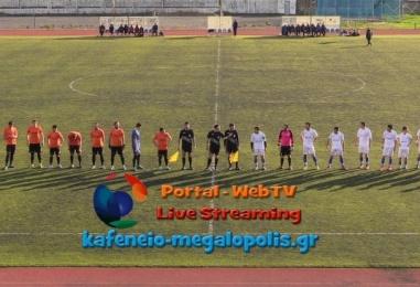 Φαλαισία – Δόξα Μεγαλόπολης 1-1 (FullHD Video)