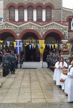 Ο εορτασμός του Αγίου Νικολάου στην Μεγαλόπολη