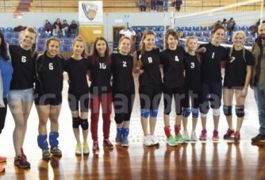 Πρωταθλήτριες στο Βόλεϊ τα κορίτσια του ΕΠΑΛ Μεγαλόπολης