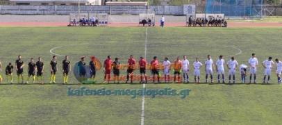 Δόξα – Πανθυρεατικός: Σοβαρά επεισόδια στον αγώνα Ποδοσφαίρου