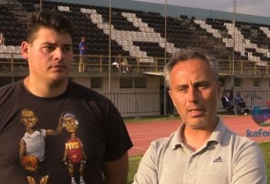 Βλέπει Εθνική Ομάδα ο Παναγιώτης Μπουζιάνης – Πρώτη θέση και ρεκόρ στα Παπαφλέσσεια