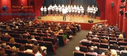 Η Συναυλία της Δημοτικής Χορωδίας Μεγαλόπολης «Ο Πυλάδης»