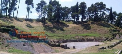 Άνοιξε το Αρχαίο Θέατρο Μεγαλόπολης !