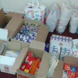 Πρόγραμμα διανομής τροφίμων για τους απόρους (ΤΕΒΑ) του Δήμου Μεγαλόπολης