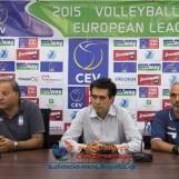 Όλα έτοιμα στην Μεγαλόπολη για τον αυριανό ημιτελικό του Ευρωπαϊκού Λιγκ με την Ουγγαρία