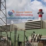 Η νέα μονάδα Φυσικού αερίου της ΔΕΗ στην Μεγαλόπολη λειτούργησε στο μέγιστο φορτίο της +800MW