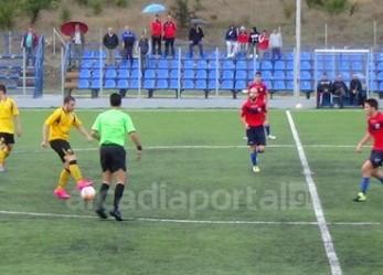 ΑΕΚ Τρίπολης-Πανιώνιος Μεγαλόπολης 1-0