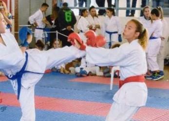 Χρυσό μετάλλιο για αθλήτρια καράτε από την Μεγαλόπολη