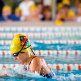 Πρωτιά σε αγώνες κολύμβησης για αθλήτρια από την Μεγαλόπολη