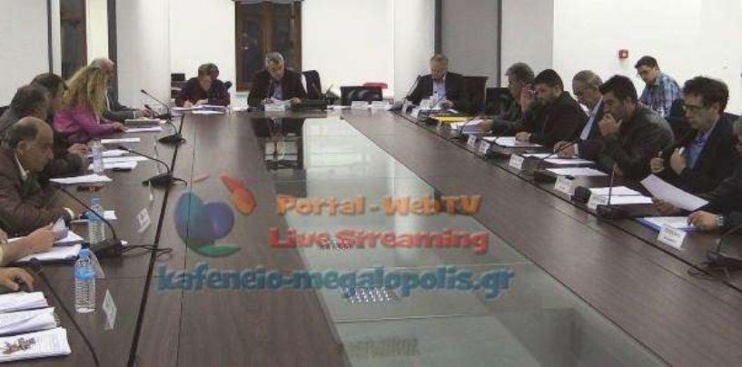 Δ.Σ. Μεγαλόπολης: Ενημέρωση για συνάντηση με ΔΕΗ για τον ΧΥΤΕΑ