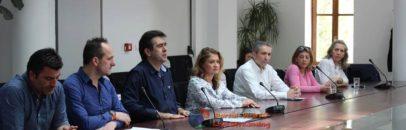 Συνέντευξη τύπου για την έναρξη εργασιών στο Αρχαίο Θέατρο Μεγαλόπολης