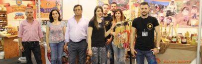 4 παραγωγοί από την Μεγαλόπολη στην έκθεση «Ελλάδος Γεύση»