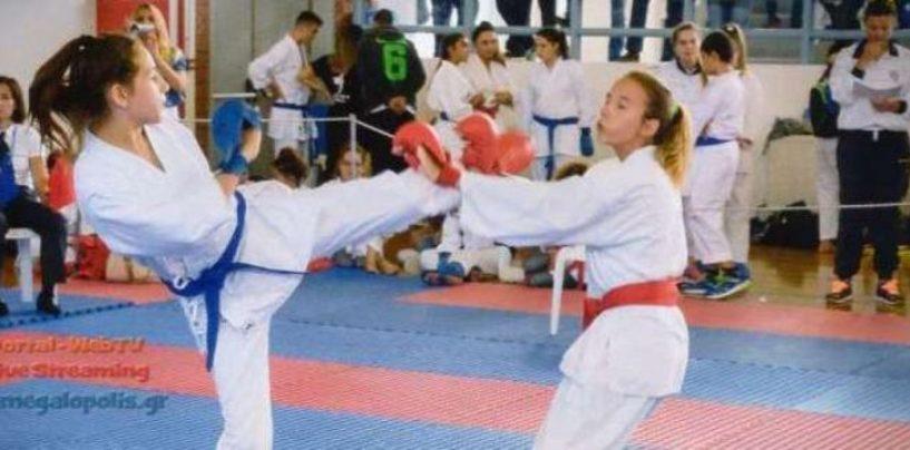 Συγχαρητήρια για τους αθλητές καράτε του Σπάρτακου Μεγαλόπολης