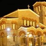 Η Μεγαλόπολη γιορτάζει τον πολιούχο της Άγιο Νικόλαο - Ζωντανή Μετάδοση!