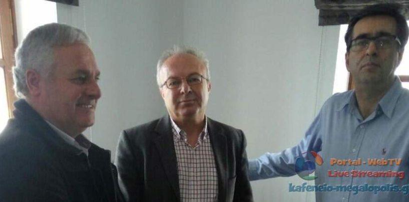 Ορκίστηκε ο Νίκος Κερκεμέζος νέος δημοτικός σύμβουλος στην Μεγαλόπολη