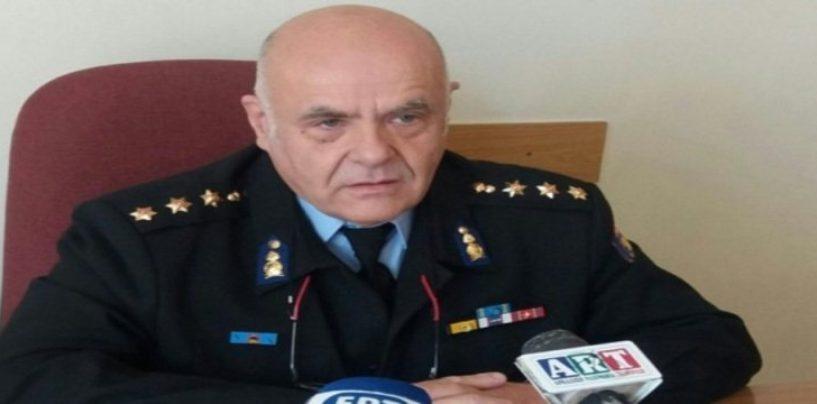 Επίσκεψη στην Μεγαλόπολη του νέου  Διοικητή Πυροσβεστικών Υπηρεσιών Πελοποννήσου