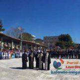 Ο Εορτασμός της 25ης Μαρτίου στην Μεγαλόπολη (videο)