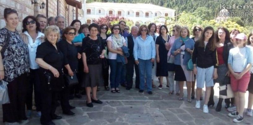 Σύλλογος Πολυτέκνων Μεγαλόπολης: Η εκδρομή στην Κυνουρία