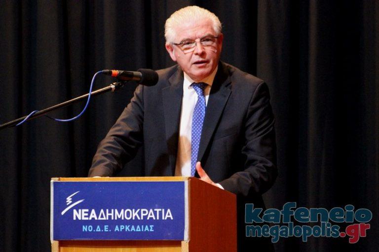 «Καρφιά» Λυκουρέντζου: Η ΝΔ στην Αρκαδία λειτουργεί κατευθυνόμενη και έχει δεχθεί πλήγματα