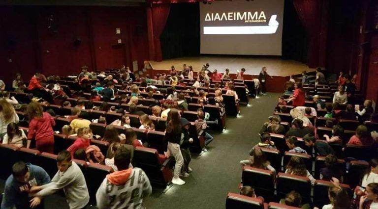 Πρόγραμμα προβολών στον δημοτικό κινηματογράφο Μεγαλόπολης