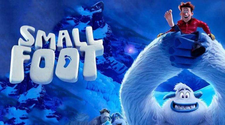 """Η παιδική ταινία """"Ο Μικροπόδαρος"""" στον Δημοτικό Κινηματογράφο Μεγαλόπολης στις 23-24-25 Νοεμβρίου"""