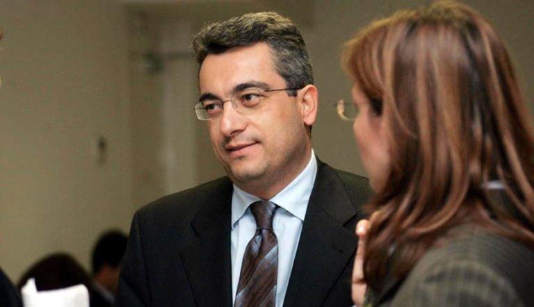 Στην Πολιτική Επιτροπή της Νέας Δημοκρατίας εκλέχθηκε ο Π. Βαλασόπουλος
