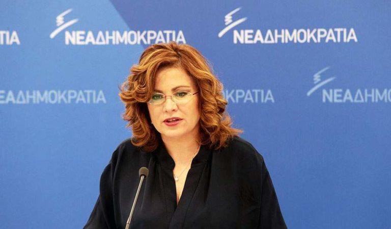 Μαρία Σπυράκη: Εκτός ψηφοδελτίου της Νέας Δημοκρατίας η Εύη Τατούλη (video)