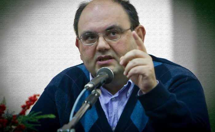 Ο Δημήτρης Καζάκης στη Τρίπολη την Τετάρτη 3 Ιουλίου