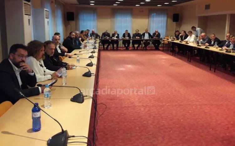 ΦΟΔΣΑ Πελοποννήσου: Αργειτάκης πρόεδρος, Σμυρνιώτης αντιπρόεδρος για τη νέα θητεία (pics)