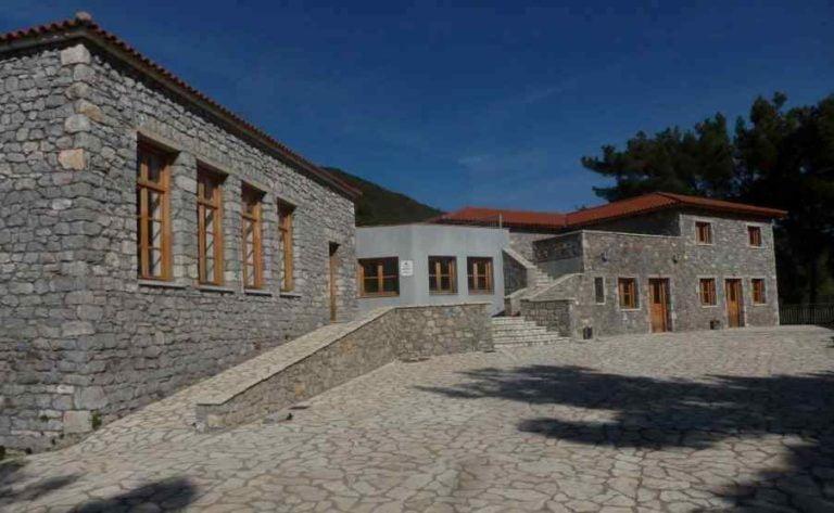Την Κυριακή 10 Νοεμβρίου εγκαινιάζεται το Μουσείο Δημοτικής Εκπαίδευσης στο Ψάρι Γορτυνίας